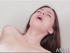 Feasting on a taut anal canal