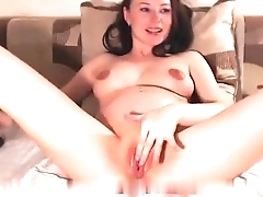 dildo pregnant webcam amateur 2