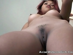 Filipina.Webcam stripper gets nude in hotel Asian Webcam Models live Tits Pussy