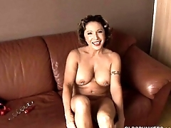 Gorgeous granny with nice big tits fucks her juicy pussy be beneficial to you