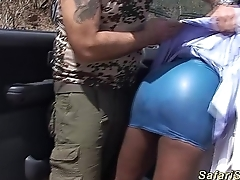real african safari sexual connection trip