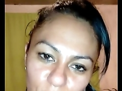 Indian Young Horny busty married aunty playing with hubby huge Hawkshaw - Wowmoyback.MP4