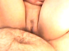 Busty Latina Amateur Fucked On Couch