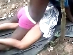 Indian Hot Young Couple Dating N Fucking Academy immature in Public Park - Wowmoyback