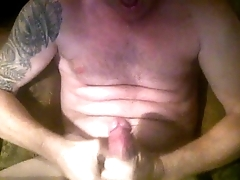 ejaculation in your own mouth