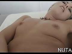 Nubiles in a wild sex act