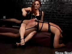 I can tell you will abhor a super sexy sissy girl