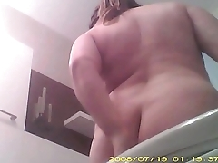 VOYEUR FRESH MEAT NUDE BABE BATHROOM4 NHB NF