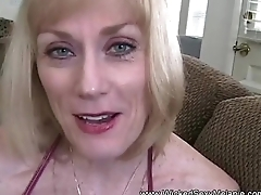 Married MILF Fucks The Pool Brat