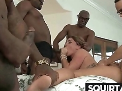 Long Fuck a Girl and she cum Intensly - Orgasms 25