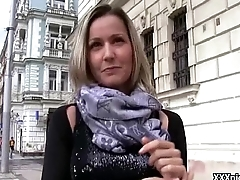 Public Pickup Girl Sucking Big Locate For Cash Outdoors 09
