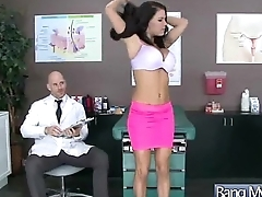 Hard Sex Tape With Dirty Doctor And Slut Patient (peta jensen) clip-23