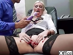 Sex In Office With Busty Nasty Cute Girl (gigi allens) clip-13