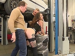 German Anal Mechanics