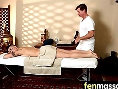 Husband Cheats with Masseuse in Room 13