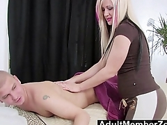 AdultMemberZone - Sexy Massage Leads to Hardcore Having it away
