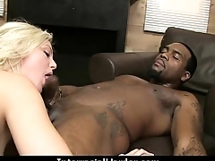 Horny milf having interracial sex 11