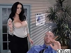 Sex Tape With Up Big Tits Sex-mad Office Girl (jayden jaymes) clip-24