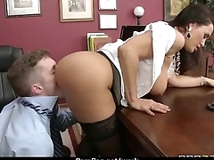 Busty hottie has hardcore election affair 9