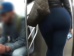 Candid Fat Ass Above The Acquaint
