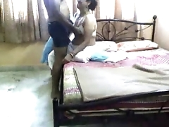 Desi aunty and hubby - Wowmoyback