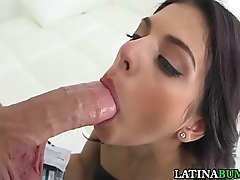 Latinaporn With Steamy Cuban