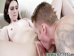 Kinky Role-Playing With Dazzling StepSiblings