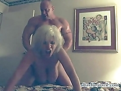 Amateur Video Of Saggy Tit Prostitute Claudia Marie
