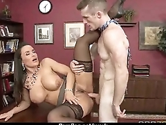 Submissive office busty assistant finally fucks her boss 23