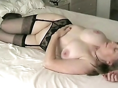 Being Fucked in Black Stockings Easy Porn f8 On Ehotcam.com