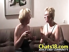 Lesbian granny sex layman homemade lesb fucking and sucking old pussy