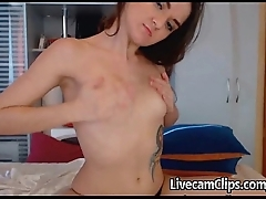 Hot Girl'_s Pussy And Ass Masturbation Homemade Cam Vid