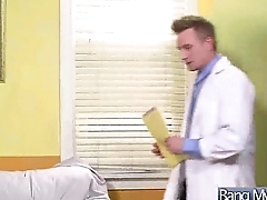 Sex Tape In Hot Try one's luck Act With Patient And Doctor (keisha grey) movie-17