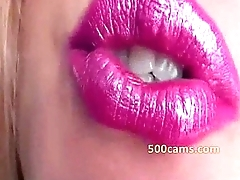 Charlotte Lipstick Conform to Girl Encourages - www.livesexfor.com