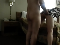 Sexy Blonde Fucked In An Hotel