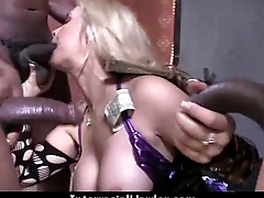 Swinger wife gets fucked by black bull 13
