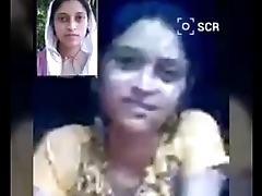 Indian Hot College Teen Girl On Video Call With Lover at judicature - Wowmoyback
