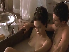 Angelina Jolie nude in sex scenes